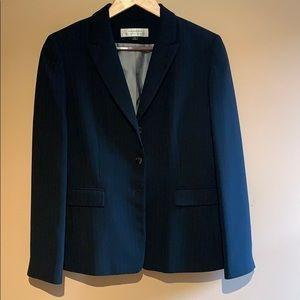 Tahari women's pin stripe, lined suit